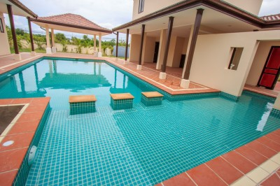 Water Garden Pool Villas